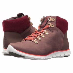 Cole Haan ZEROGRAND Hiker Boot WATERPROOF